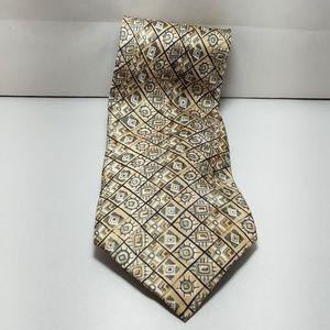 Men's Luxury Tie Rossini 100% Silk
